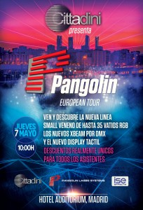 Flyer pangolin tuor